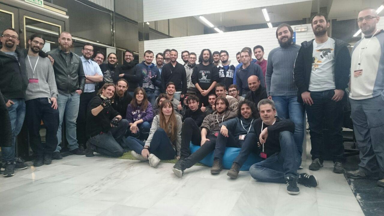 Participantes GameJamODB
